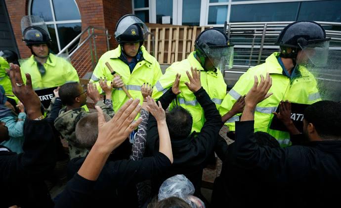 police sticks